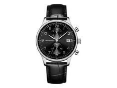 Часы наручные аналоговые Xiaomi Twenty Seventeen Light Business Quartz Watch Black W003Q