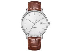 Часы наручные аналоговые Xiaomi Twenty Seventeen Light Mechanical Watch White