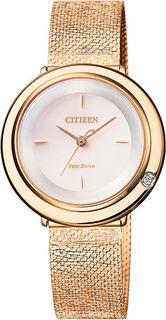 Японские женские часы в коллекции Citizen L Женские часы Citizen EM0643-84X