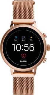 Женские часы в коллекции Q Venture HR Женские часы Fossil FTW6031
