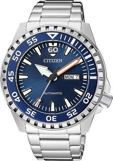 Японские мужские часы в коллекции Sports Мужские часы Citizen NH8389-88L