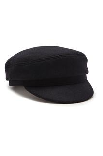 Черное фетровое кепи Isabel Marant