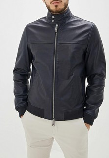 Куртка кожаная Tommy Hilfiger Tailored