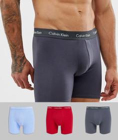 Комплект из 3 боксеров-брифов Calvin Klein - Мульти