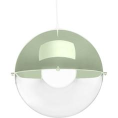 Подвесная лампа оливковая Koziol Orion (1911361)