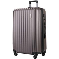 Комплект чемоданов LCASE Krabi Coffee с расширением Lcase