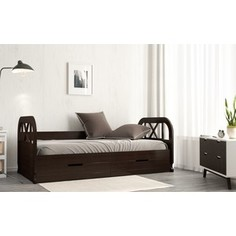 Кровать Miella Flying 90x200 венге