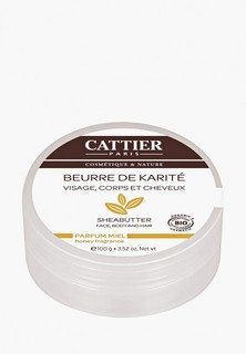 Масло для тела Cattier Карите с ароматом меда (100 г)