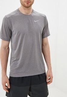 Футболка спортивная Nike M NK DRY COOL MILER TOP SS