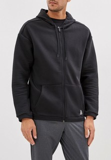 Толстовка Reebok WOR FLEECE FZ HOOD