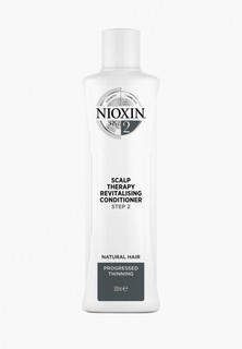 Кондиционер для волос Nioxin No.2 Scalp Therapy Revitalizing Conditioner Step 2, 300 мл