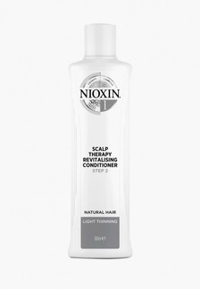 Кондиционер для волос Nioxin No.1 Scalp Therapy Revitalizing Conditioner Step 2, 300 мл