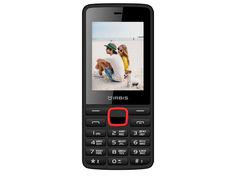 Сотовый телефон Irbis SF19 Black-Red