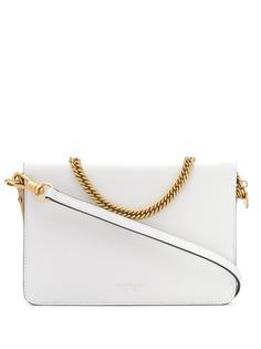Givenchy фактурная сумка через плечо