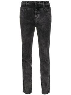 Closed джинсы с двойной кокеткой