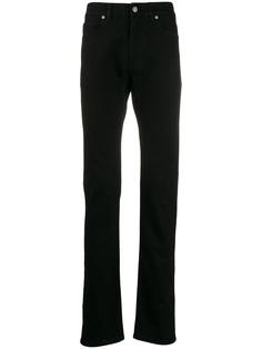 Versace джинсы прямого кроя