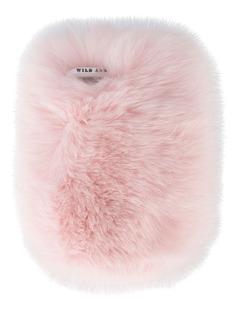 Wild And Woolly чехол Frances для iPhone 7 с лисьим мехом