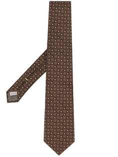 Canali галстук с логотипом