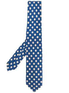 Barba галстук с узором