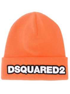 Dsquared2 худи в рубчик с логотипом