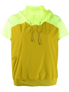 Nike двухцветная куртка