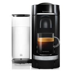 Капсульная кофеварка DELONGHI Nespresso ENV155.B, 1600Вт, цвет: черный [0132191927] Delonghi