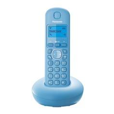 Радиотелефон PANASONIC KX-TGB210RUF, голубой