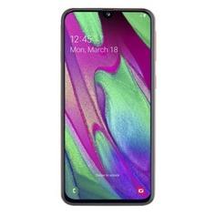 Смартфон SAMSUNG Galaxy A40 64Gb, SM-A405F, красный