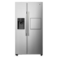 Холодильник GORENJE NRS9181VXB, двухкамерный, нержавеющая сталь