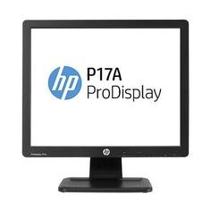 """Монитор HP P17A """"R"""", 17"""", черный [f4m97aa]"""