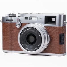 Фотоаппарат компактный премиум Fujifilm X100F Brown