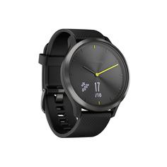 Спортивные часы Garmin Vivomove HR Sport Black/Black L