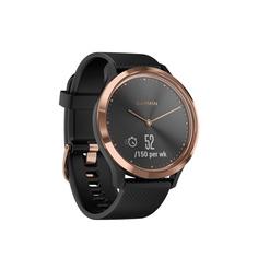 Спортивные часы Garmin Vivomove HR Sport Black/Rose S/M