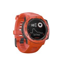 Спортивные часы Garmin Instinct Flame Red