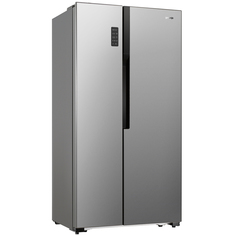 Холодильник (Side-by-Side) Gorenje NRS9181MX