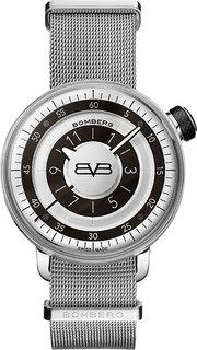 Швейцарские мужские часы в коллекции BB-01 Мужские часы Bomberg CT43H3SS.03-2.9