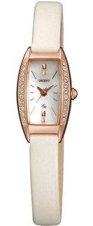 Японские женские часы в коллекции Lady Rose Женские часы Orient UBTS004W-ucenka