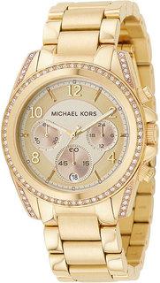 Женские часы в коллекции Blair Женские часы Michael Kors MK5166-ucenka