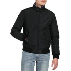 Куртка TOMMY HILFIGER MW0MW10528 темно-синий