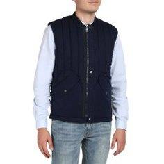 Куртка TOMMY HILFIGER MW0MW10531 темно-синий