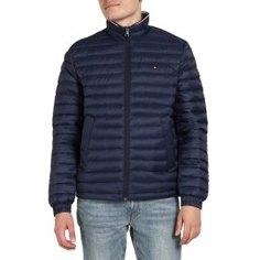 Куртка TOMMY HILFIGER MW0MW10527 темно-синий