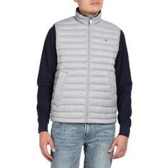 Куртка TOMMY HILFIGER MW0MW10526 серый