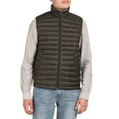 Куртка TOMMY HILFIGER MW0MW10526 темно-зеленый