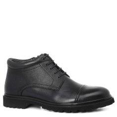 Ботинки ABRICOT YA-0226 темно-синий