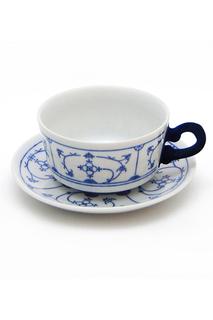 "Чашка с блюдцем ""Blue Touch"" KAHLA"