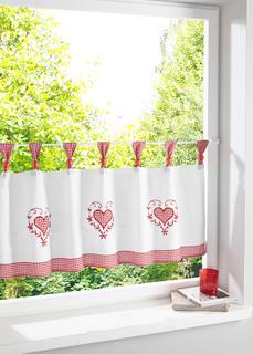 Короткие шторы Кухонная штора Элина Bonprix