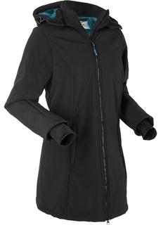 Верхняя одежда Функциональная куртка-софтшелл с плюшевой подкладкой Bonprix