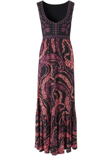 Длинные платья Макси-платье Bonprix