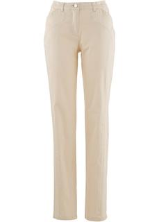 Длинные брюки Комфортные брюки стретч Bonprix