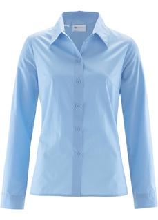 Блузки с длинным рукавом Классическая блузка Bonprix